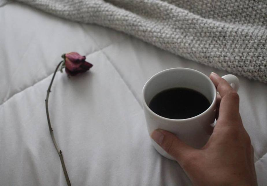 Why I started drinking blackcoffee.