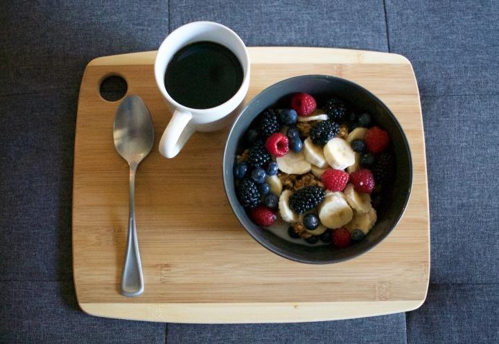My favorite breakfastbowl